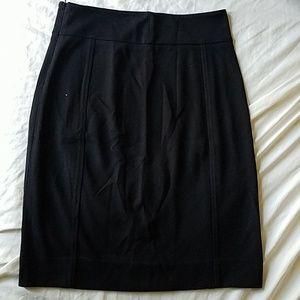 Bcbg maxazria black skirt